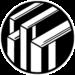 Logo de la collection Histoires plurielles composé d'une séries de dos de livres de différentes tailles.